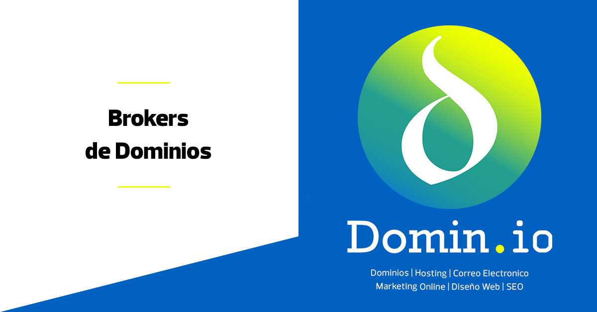 Brokers de Dominios
