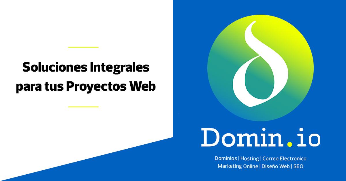 Consultoría de Dominios y Marketing Online